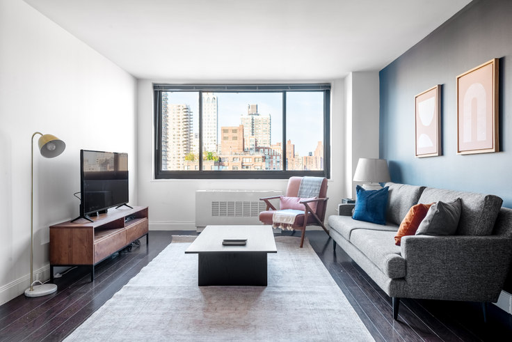 1 bedroom furnished apartment in Wimbledon, 200 E 82nd St 505, Upper East Side, New York, photo 1