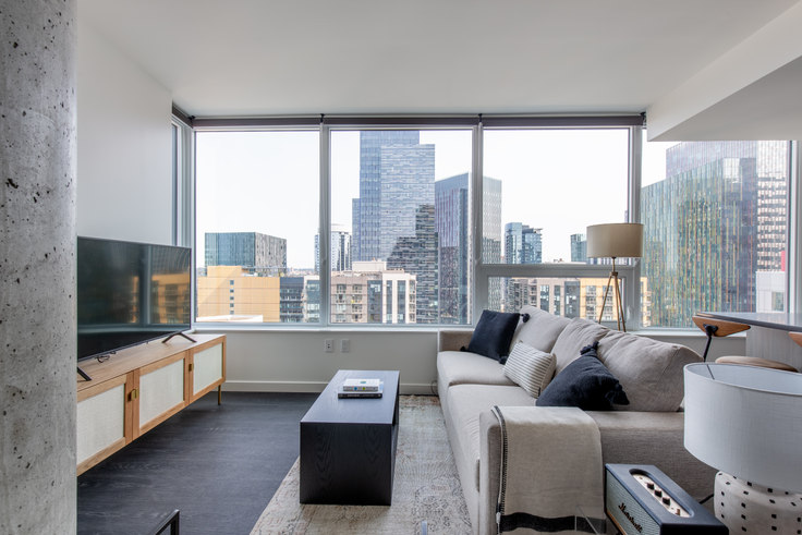 2 bedroom furnished apartment in Arrive, 2116 4th Ave 39, Belltown, Seattle, photo 1