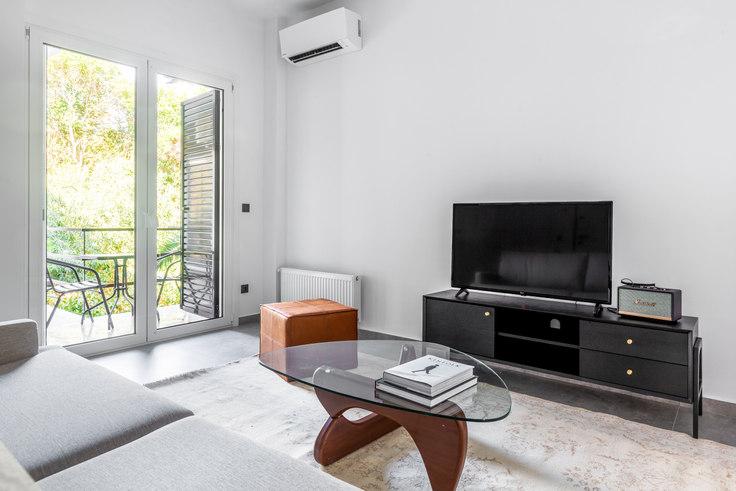 1 bedroom furnished apartment in Kiprou XI 907, Kifisia, Athens, photo 1