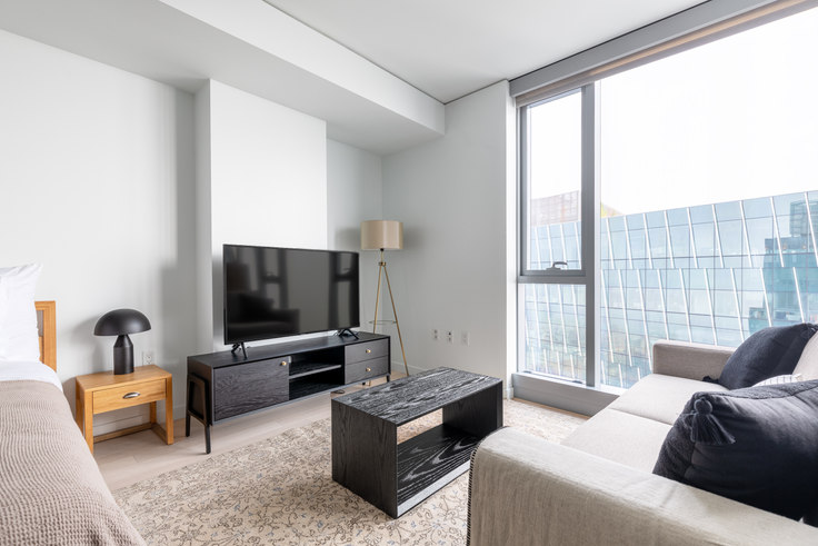 Studio furnished apartment in The Wave, 521 Stadium Pl S 40, Pioneer Square, Seattle, photo 1