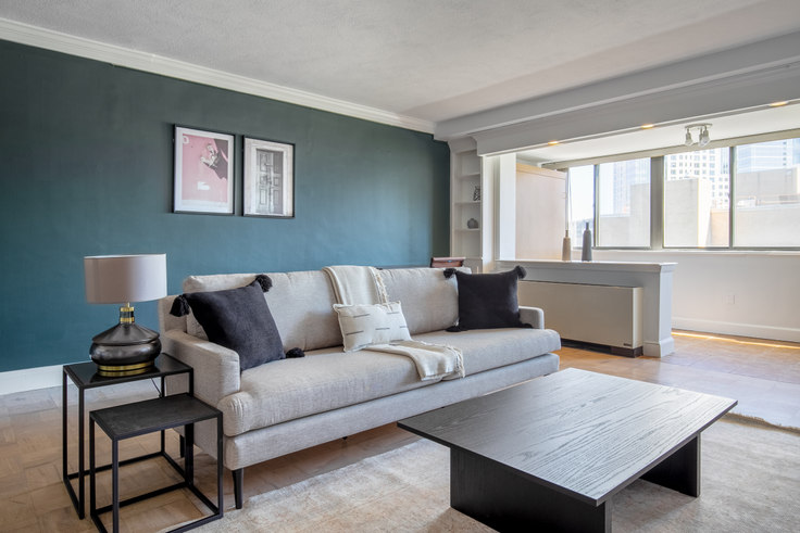 1 bedroom furnished apartment in 6 Whittier Pl 288, West End, Boston, photo 1