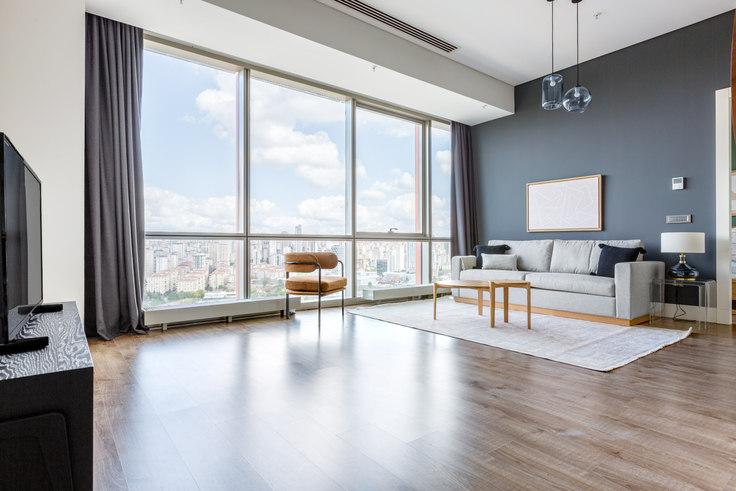 1 bedroom furnished apartment in Metropol İstanbul - 550 550, Doğu Ataşehir, Istanbul, photo 1