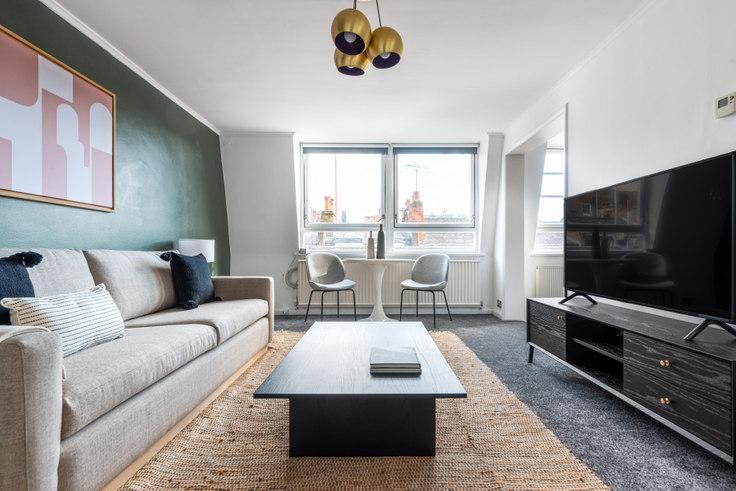 1 bedroom furnished apartment in Rutland Gate 27, Knightsbridge, London, photo 1