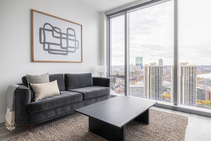 1 bedroom furnished apartment in 50 Causeway St, Hub50House 297, North Station, Boston, photo 1
