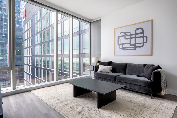 1 bedroom furnished apartment in 50 Causeway St, Hub50House 298, North Station, Boston, photo 1