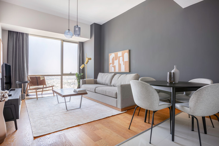 2 bedroom furnished apartment in Suryapı Exen - 558 558, Ümraniye, Istanbul, photo 1