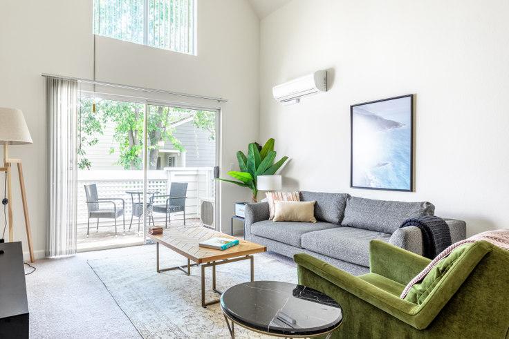 1 bedroom furnished apartment in Alderwood Apartments, 900 Pepper Tree Ln 363, Santa Clara, San Francisco Bay Area, photo 1