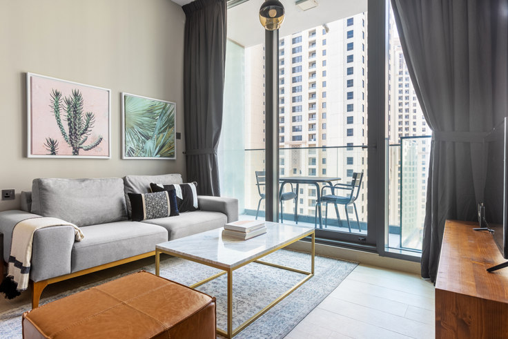 Studio furnished apartment in LIV Residence Apartment II 660, LIV Residence, Dubai, photo 1