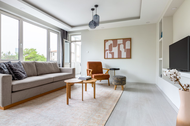3 bedroom furnished apartment in Derya - 560 560, Etiler, Istanbul, photo 1