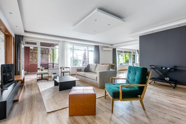 2 bedroom furnished apartment in Emek - 562 562, Bebek, Istanbul, photo 1