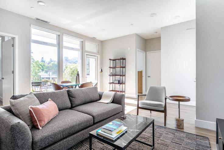 2 bedroom furnished apartment in Trestle Apartments 1, 333 El Camino Real 375, San Carlos, San Francisco Bay Area, photo 1