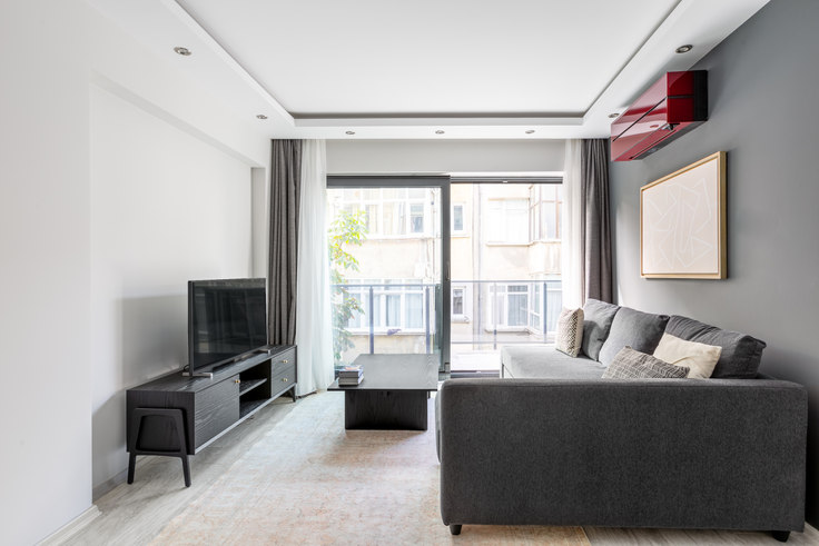 1 bedroom furnished apartment in Ihlamurdere73 - 564 564, Beşiktaş, Istanbul, photo 1
