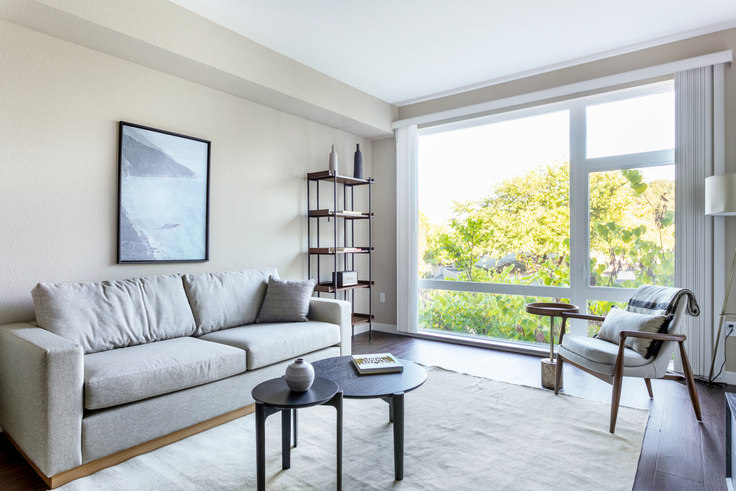 2 bedroom furnished apartment in Madrone Apartments, 111 Rengstorff Ave 381, Mountain View, San Francisco Bay Area, photo 1
