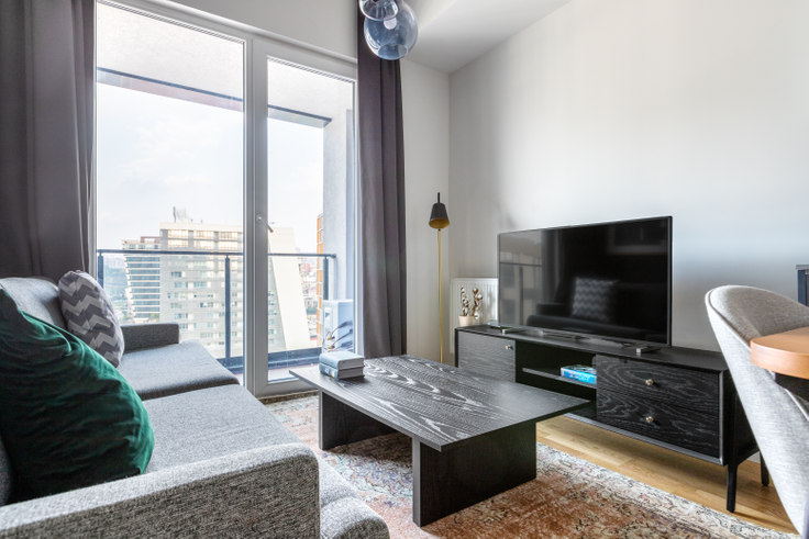 1 bedroom furnished apartment in Seba Suites - 567 567, Kagithane, Istanbul, photo 1