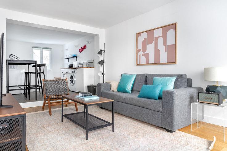 1 bedroom furnished apartment in Rue du Caire 39, Sentier - Montorgueil, Paris, photo 1