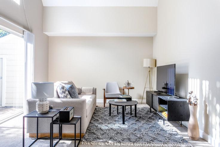 2 bedroom furnished apartment in Alderwood Apartments, 900 Pepper Tree Ln 384, Santa Clara, San Francisco Bay Area, photo 1