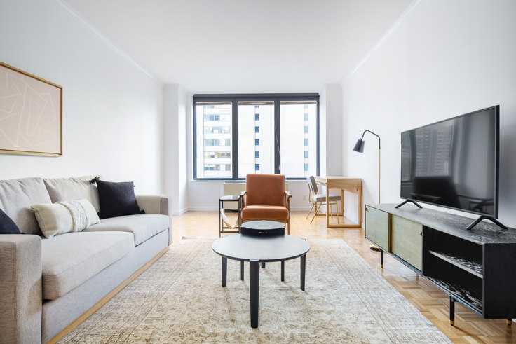 2 bedroom furnished apartment in 150 E 57th St 516, Midtown East, New York, photo 1