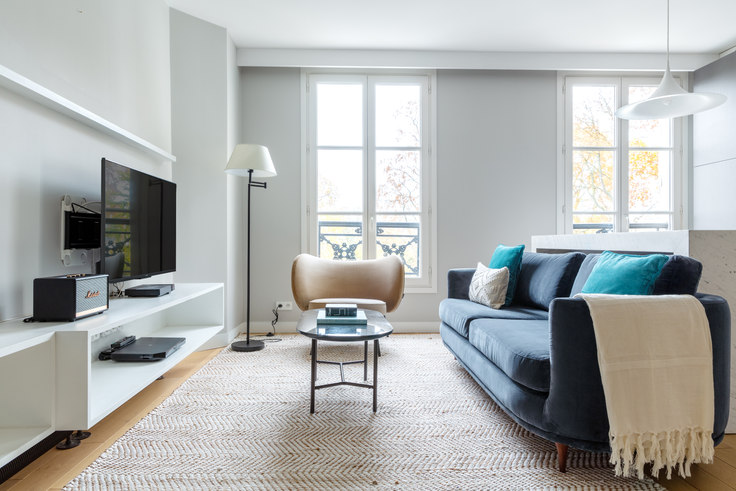 2 bedroom furnished apartment in Rue Vaneau 44, Invalides, Paris, photo 1