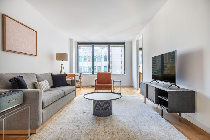 2 bedroom furnished apartment in 150 E 57th St 519, Midtown East, New York, photo 1