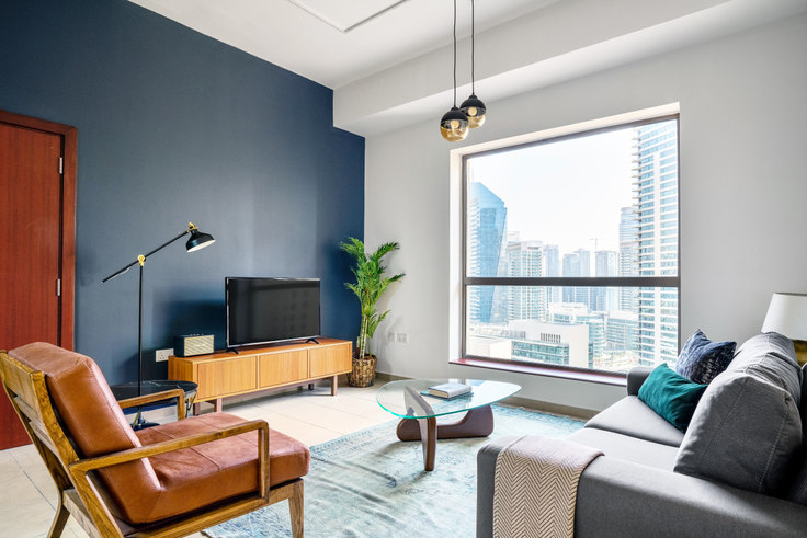 1 bedroom furnished apartment in Bahar 6 Apartment VII 669, Bahar, Dubai, photo 1