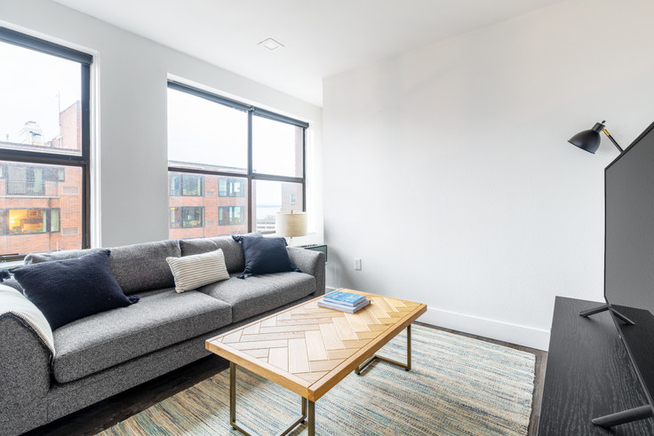 1 bedroom furnished apartment in 1st and Pine, 104 Pine St 51, Downtown, Seattle, photo 1
