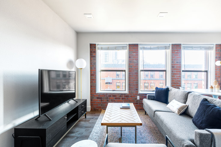 1 bedroom furnished apartment in 1st and Pine, 104 Pine St 53, Downtown, Seattle, photo 1