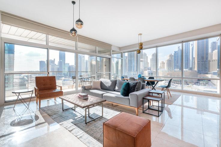 2 bedroom furnished apartment in Madina Apartment I 670, Madina, Dubai, photo 1