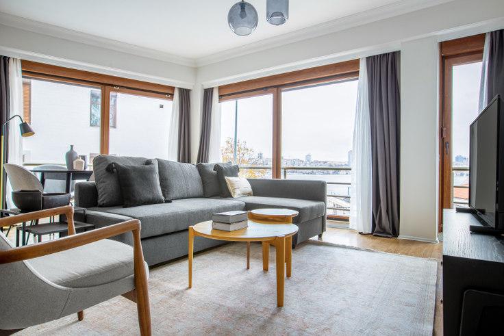 2 bedroom furnished apartment in Deniz - 578 578, Uskudar, Istanbul, photo 1