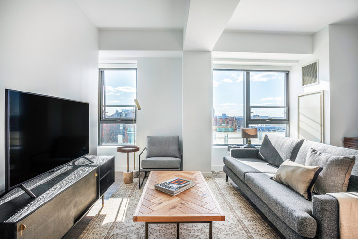 1 bedroom furnished apartment in Watermark Central, 425 Massachusetts Ave 315, Central Square, Boston, photo 1