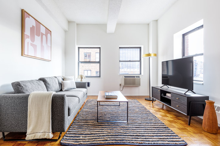1 bedroom furnished apartment in Sloane Chelsea, 360 W 34th St 527, Hudson Yards, New York, photo 1