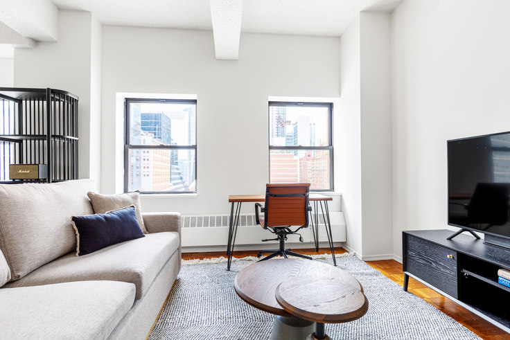 1 bedroom furnished apartment in Sloane Chelsea, 360 W 34th St 528, Hudson Yards, New York, photo 1