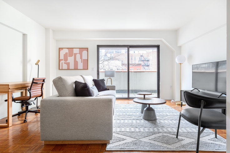 2 bedroom furnished apartment in Sloane Chelsea, 360 W 34th St 529, Hudson Yards, New York, photo 1