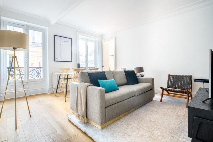 3 bedroom furnished apartment in Rue Saint-Martin 48, Le Marais - Saint-Paul, Paris, photo 1