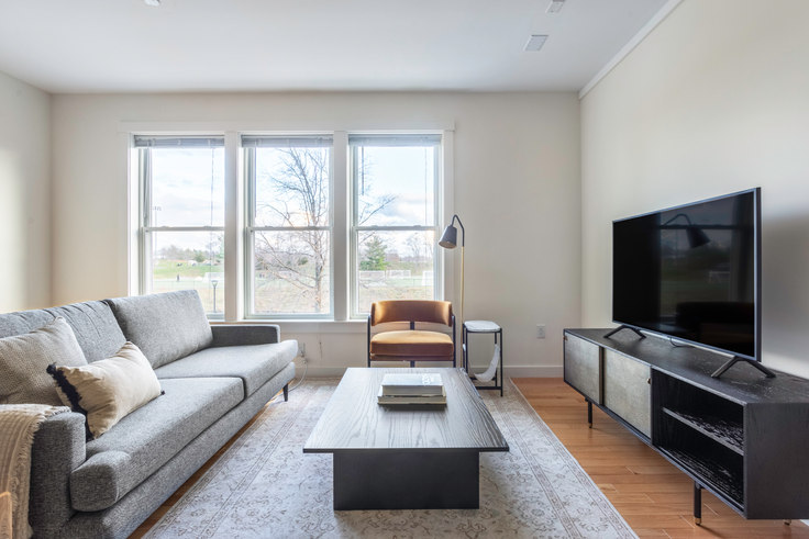 1 bedroom furnished apartment in Park 87, 87 New St 318, Alewife, Boston, photo 1