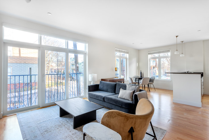 2 bedroom furnished apartment in 7 Cameron Ave 319, Porter Square, Boston, photo 1