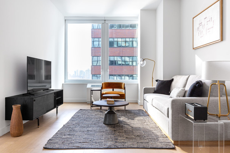 1 bedroom furnished apartment in 180 Water St 536, Financial District, New York, photo 1