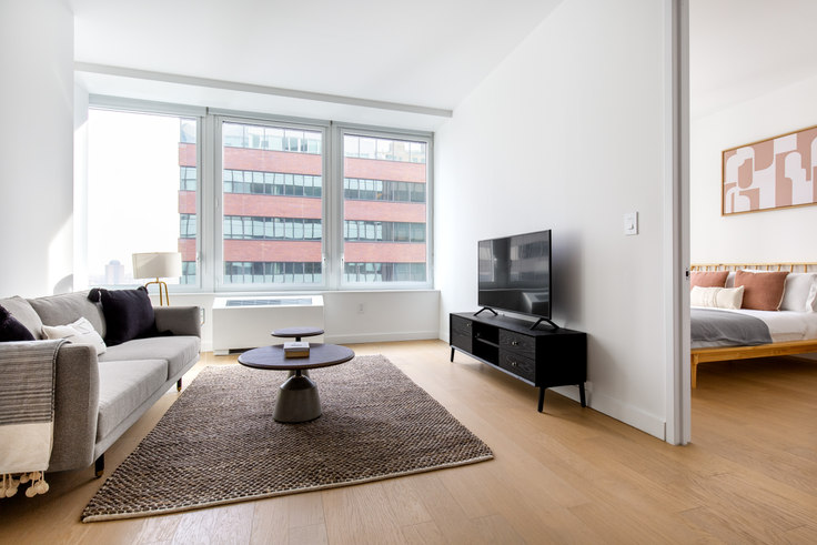 1 bedroom furnished apartment in 180 Water St 537, Financial District, New York, photo 1