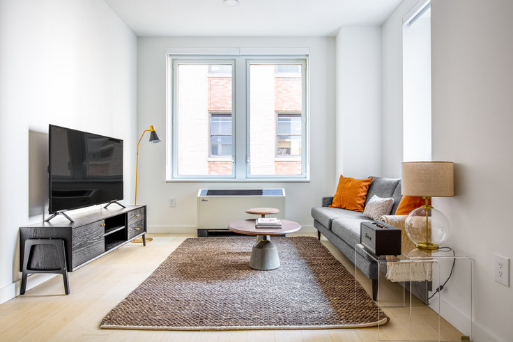 1 bedroom furnished apartment in 20 Broad St 539, Financial District, New York, photo 1