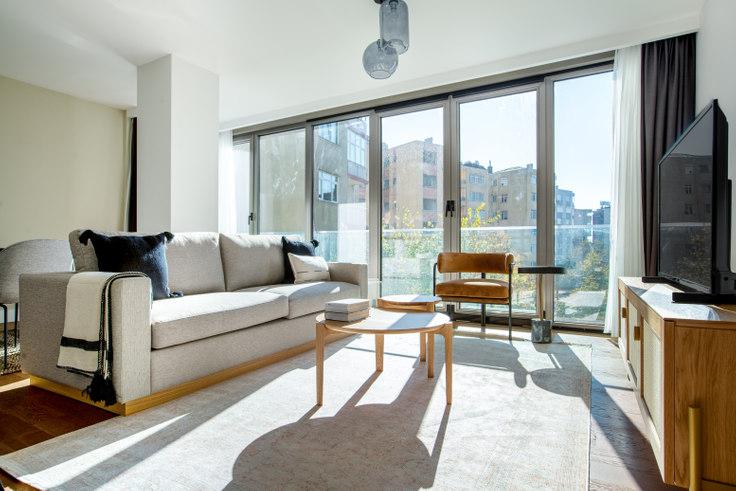 2 bedroom furnished apartment in Gayrettepe53 - 580 580, Gayrettepe, Istanbul, photo 1