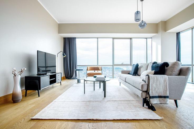 4 bedroom furnished apartment in Suryapı Exen - 581 581, Ümraniye, Istanbul, photo 1