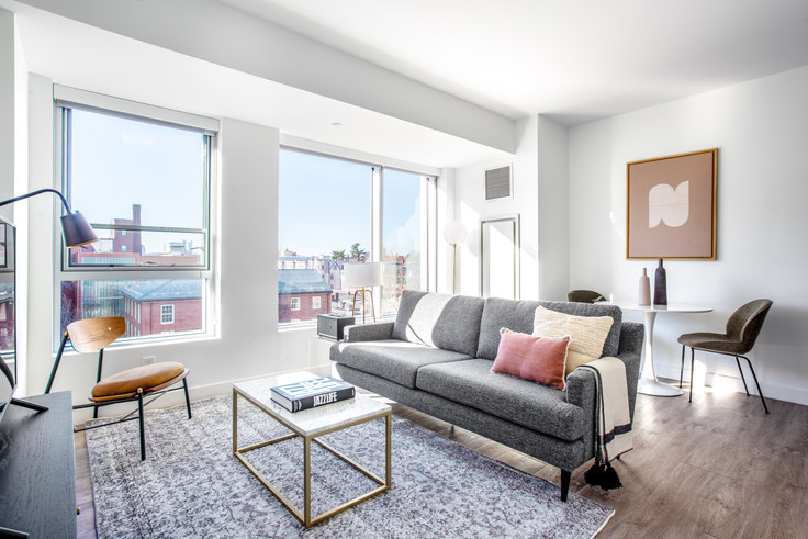 1 bedroom furnished apartment in Watermark Central, 425 Massachusetts Ave 328, Central Square, Boston, photo 1