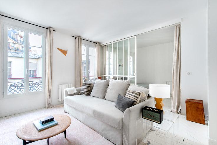 1 bedroom furnished apartment in Rue des Minimes 52, Le Marais - Saint-Paul, Paris, photo 1
