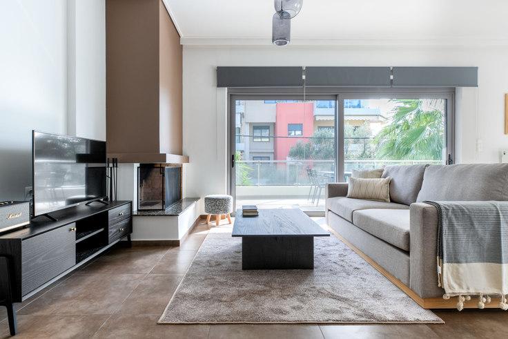 2 bedroom furnished apartment in Epsilon 952, Elliniko, Athens, photo 1