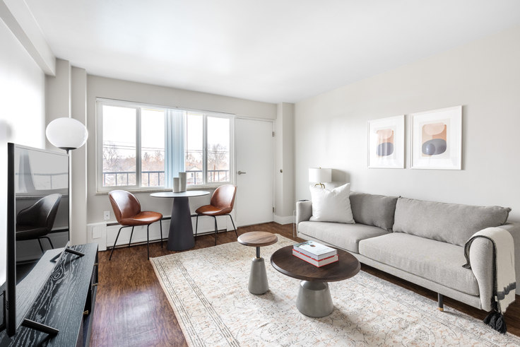 1 bedroom furnished apartment in Julian32, 3405 W 32nd Ave 5, Highland, Denver, photo 1