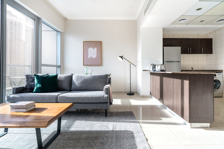 1 bedroom furnished apartment in Bay Central Apartment XXXV 679, Bay Central, Dubai, photo 1