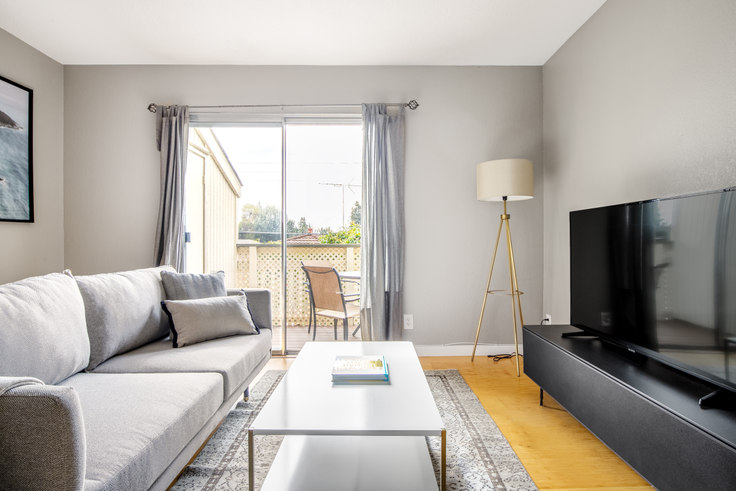 2 bedroom furnished apartment in 4093 Abbey Terrace 416, Fremont, San Francisco Bay Area, photo 1
