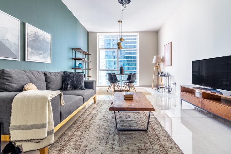 1 bedroom furnished apartment in Duja Apartment XXXVI 685, Duja Tower, Dubai, photo 1