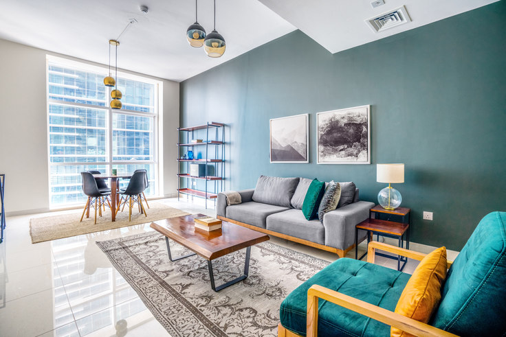 1 bedroom furnished apartment in Duja Apartment XXXV 686, Duja Tower, Dubai, photo 1
