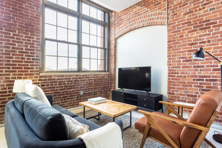 1 bedroom furnished apartment in 275 Medford St 334, Charlestown, Boston, photo 1