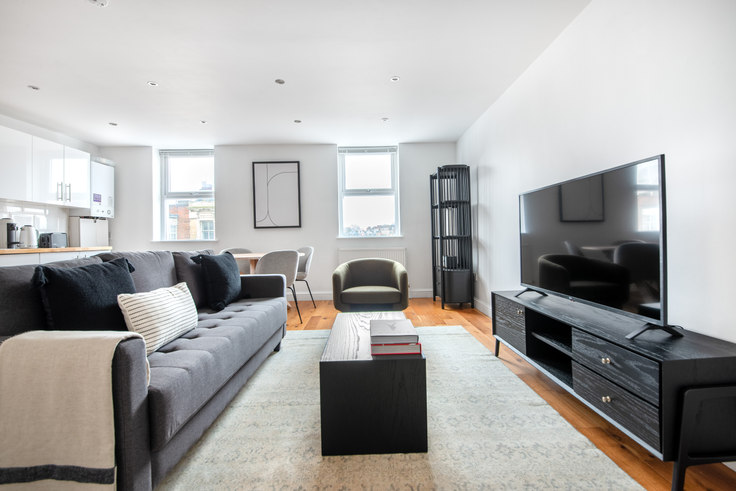 2 bedroom furnished apartment in Queensway 42, Bayswater, London, photo 1